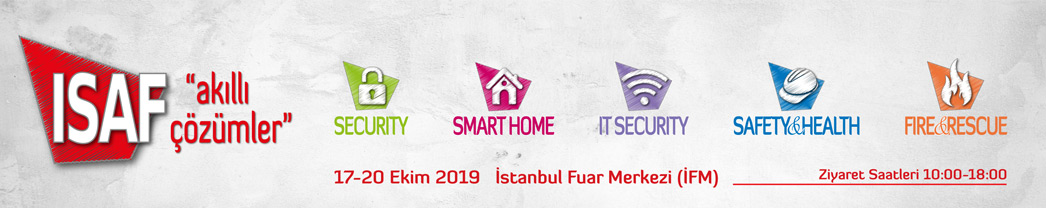 ISAF – Security – IT Security – Smart Home – Safety&Health – Fire&Rescue
